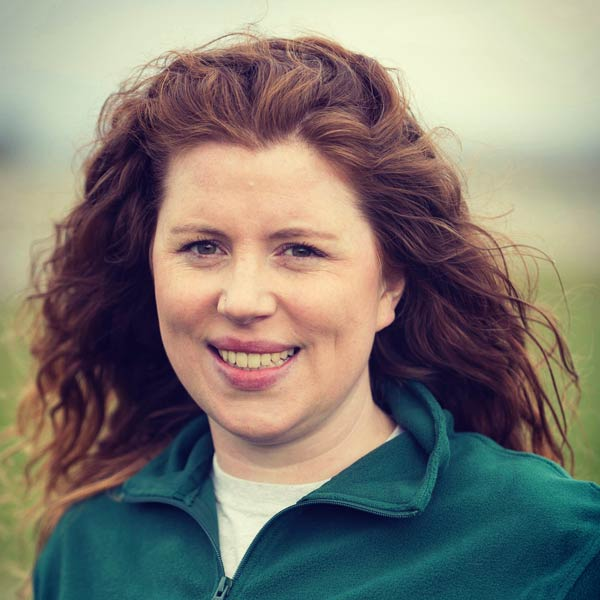 Áine Bird Greensod ireland director